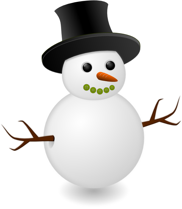 Snowman clipart colorful. Cute graphics and animations