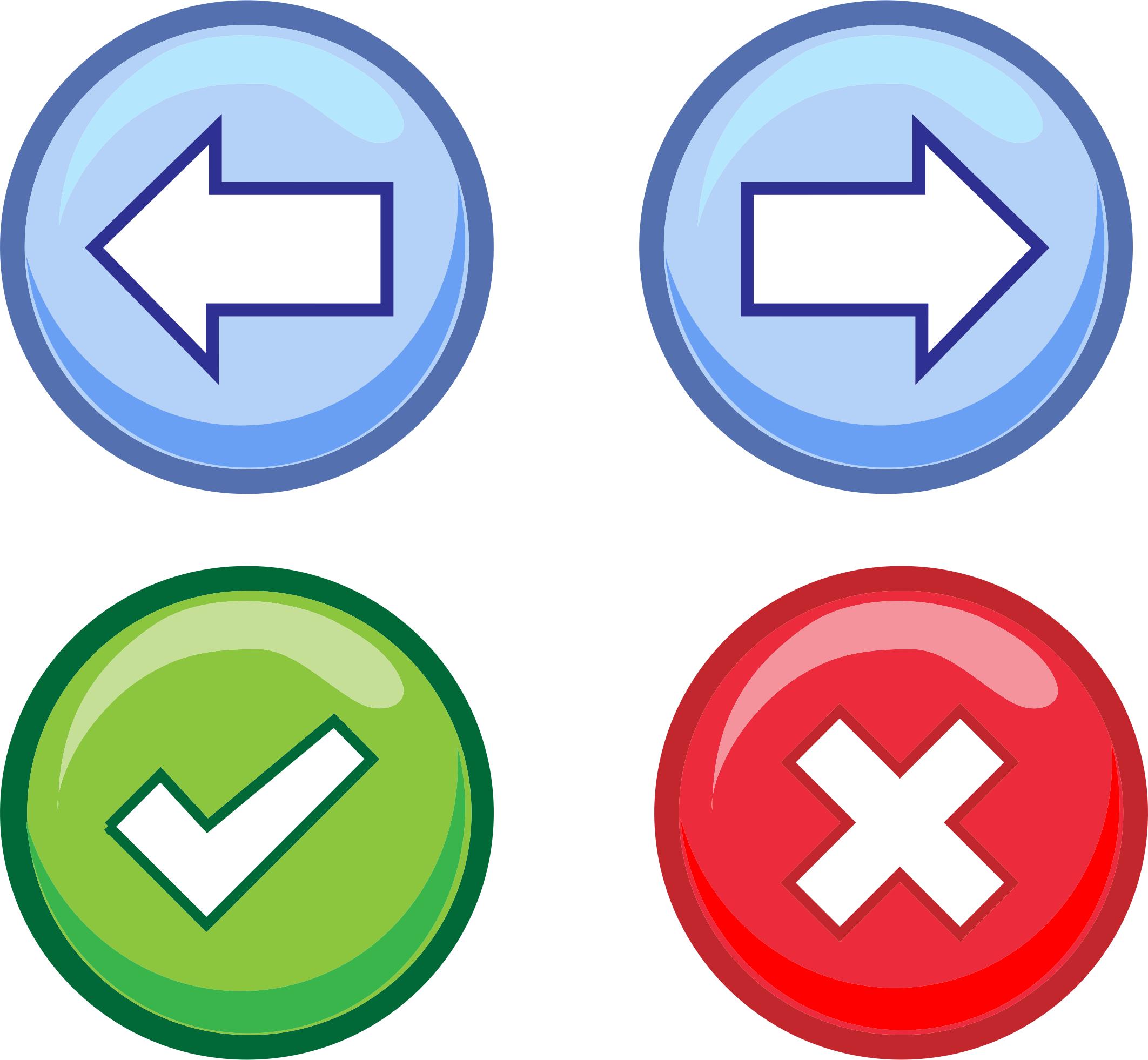 Web buttons icons png. Website clipart website button