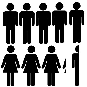Buy clipart average person. Poll knows eight gay