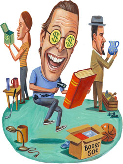 Confessions of a used. Buy clipart bookseller
