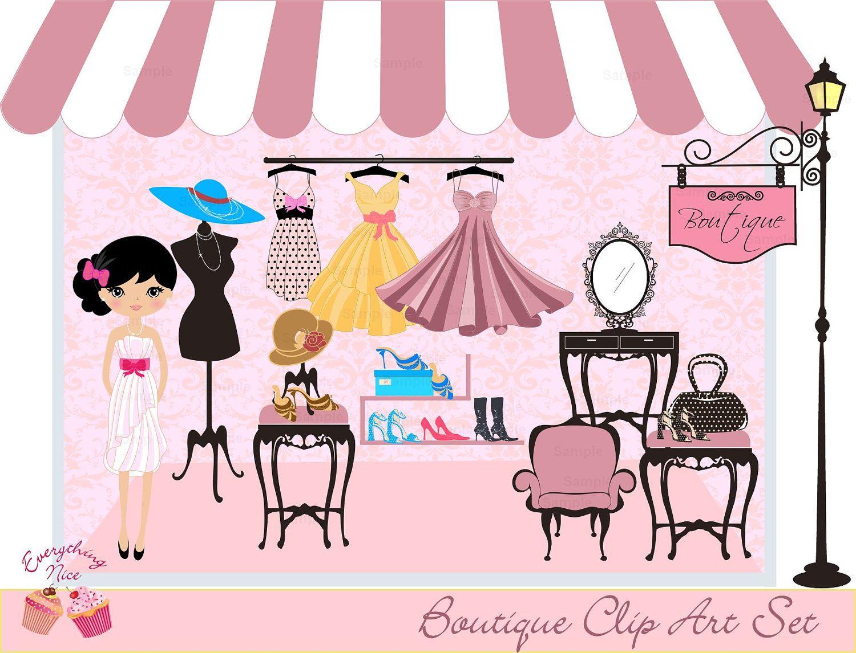 Clip art clothing boutique. Buy clipart cheap clothes