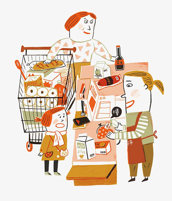 Buy clipart checkout counter. Supermarket shopping cart png