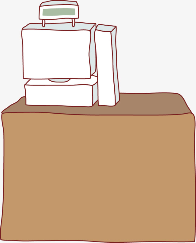 Cartoon version of the. Buy clipart checkout counter