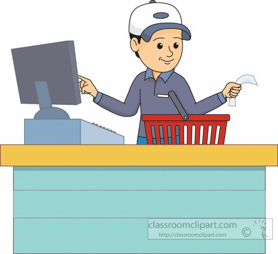 Shop clipartuse grocery store. Buy clipart checkout counter