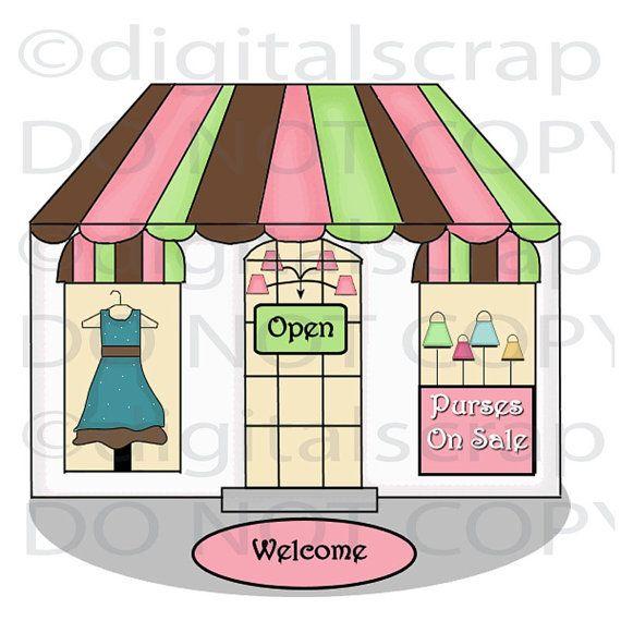 Buy clipart clothes shopping.  best paris cafe