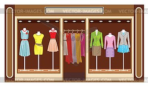 Buy clipart clothes shopping.  f d fb