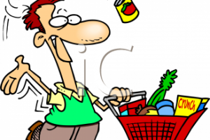Buy clipart customer shopping. C download station page