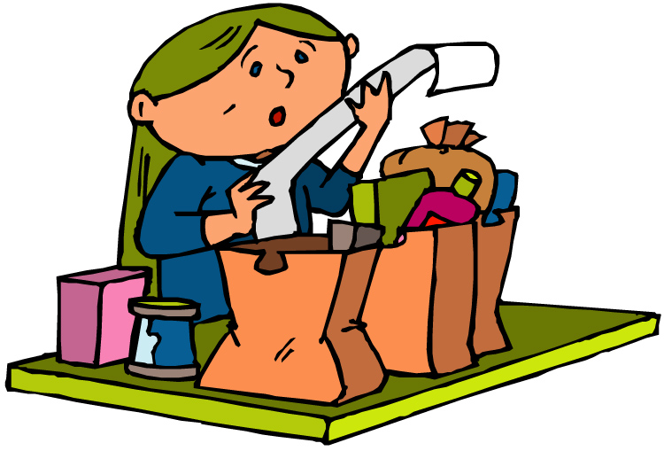 How to cut your. Buy clipart grocery shopping