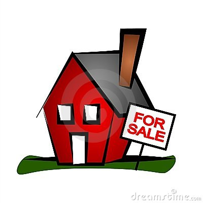 Buy clipart home buyer. House for sale panda