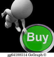 Buy clipart retail. Stock illustrations sell arrows