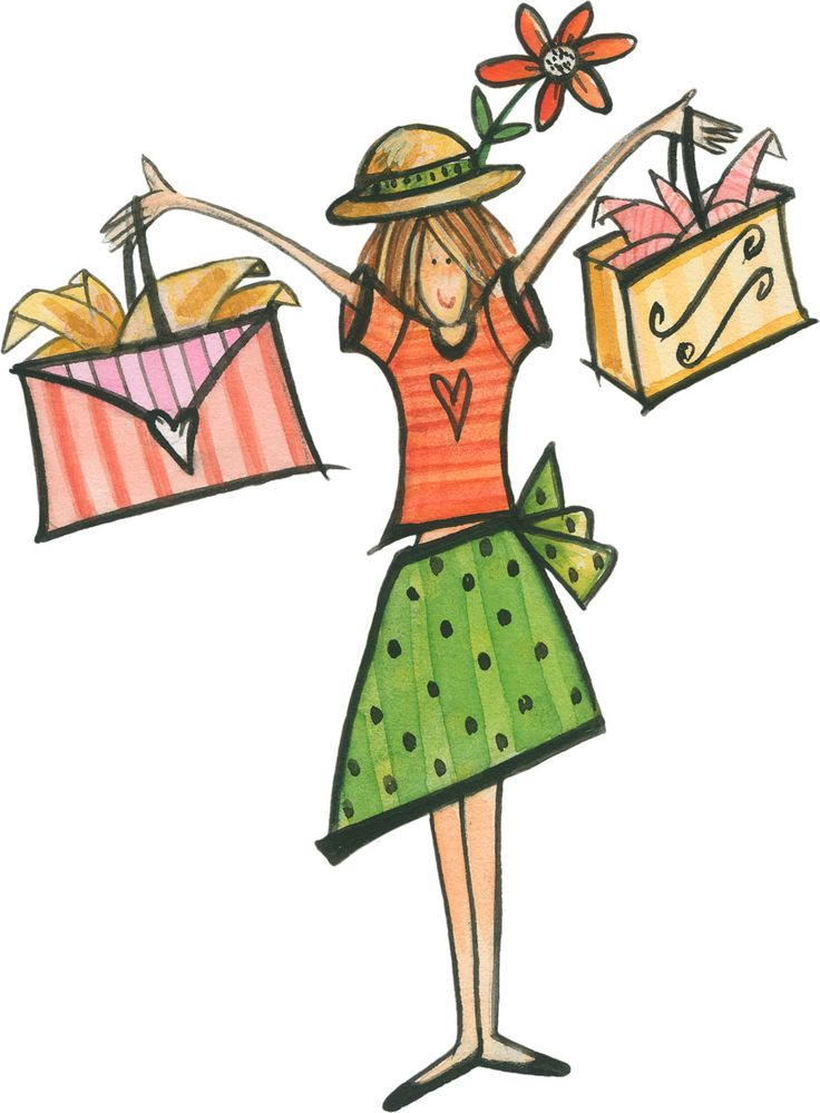 Buy clipart shopping trip.  best illustration images