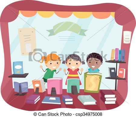 Buy clipart student store. Clipartuse stickman kids book