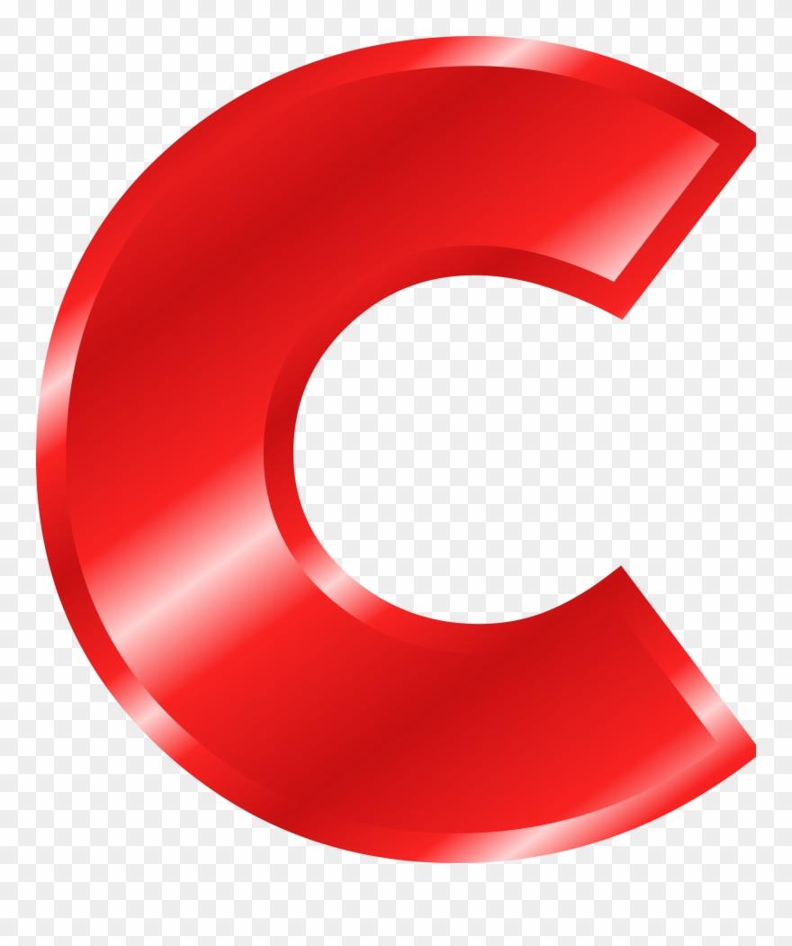 Letter pinclipart . C clipart