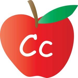 Free image food clip. C clipart alphabet