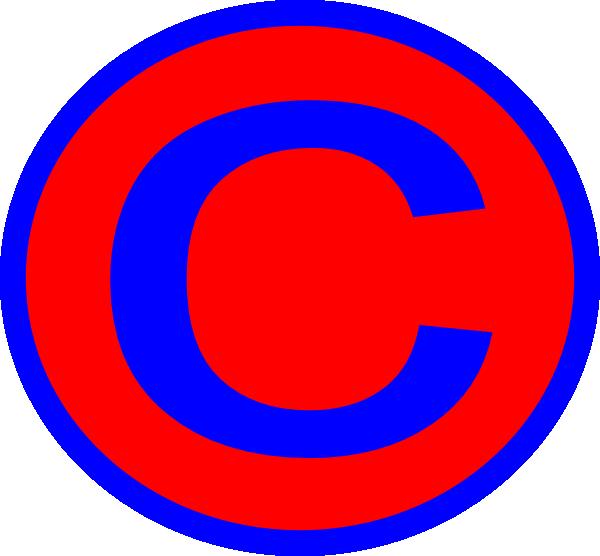 Letter at clker com. C clipart clip art