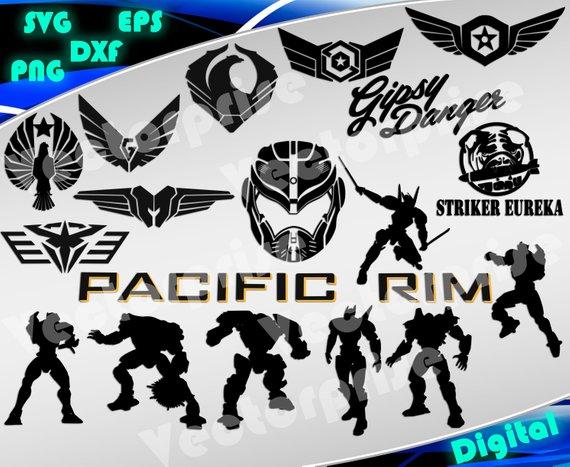 C clipart vector. Pacific rim svg superheroes