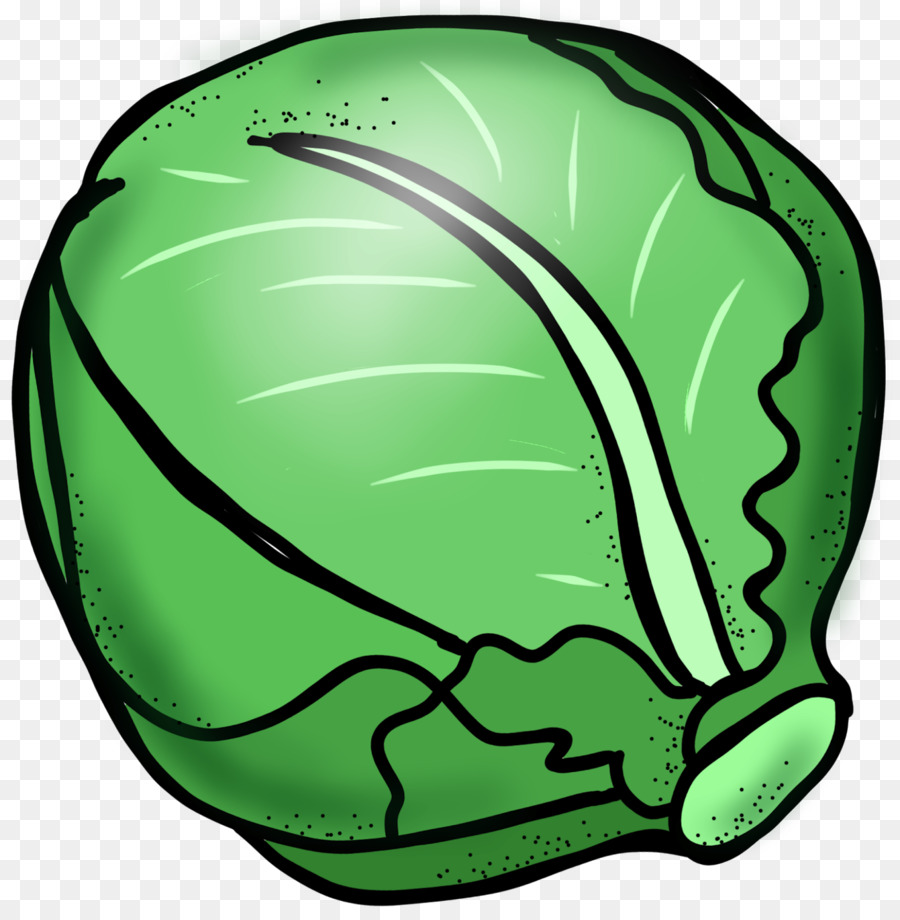 Cabbage clipart. Red white cauliflower broccoli