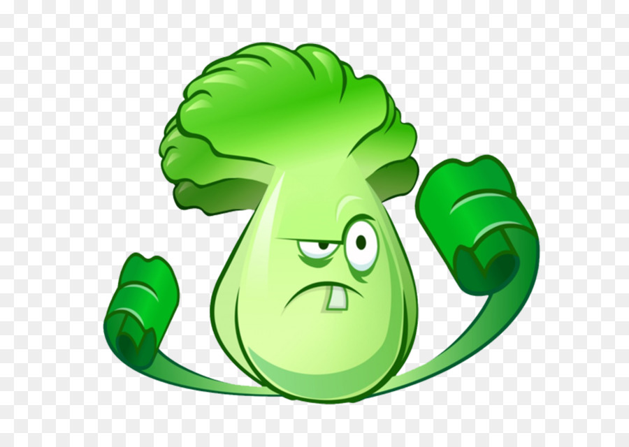 Plants vs zombies its. Cabbage clipart bok choy