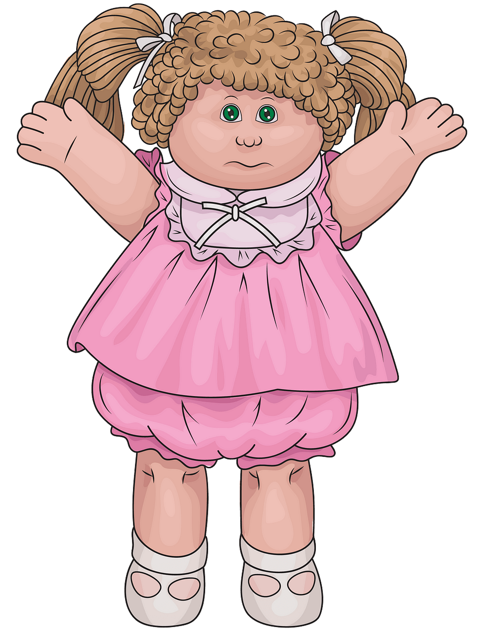 Cabbage clipart cabbage patch. Doll free download creazilla