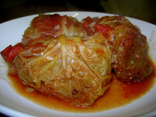 Halupki stuffed rolls recipegreat. Cabbage clipart cabbage roll