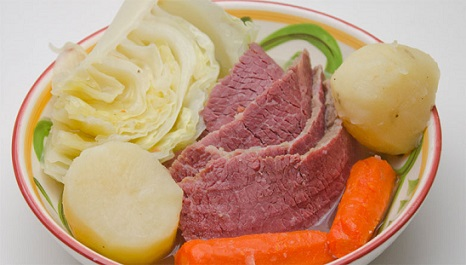 Lettuce clipart corned beef cabbage. Recipe from real restaurant