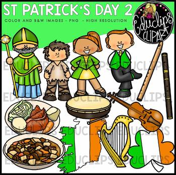 St patrick s day. Cabbage clipart educlips