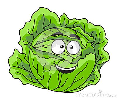 Cabbage clipart face.  collection of vegetables