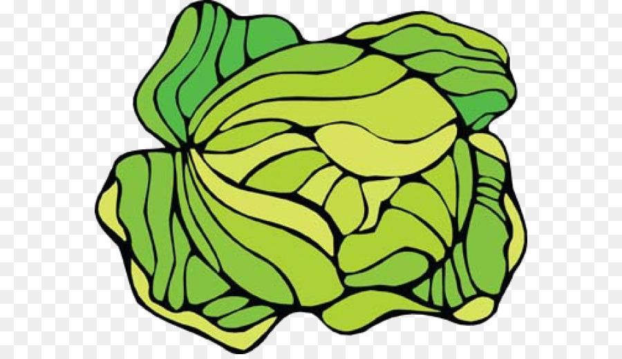Leaf background vegetable . Cabbage clipart green food