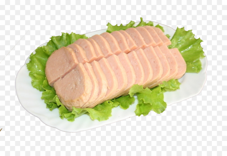 Cabbage turkey slice