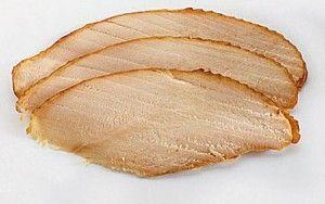 Applewood smoked slices foodie. Cabbage clipart turkey slice