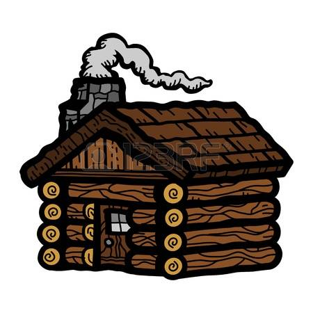 Log free download best. Cabin clipart