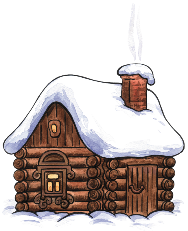 Gate clipart kingdom heaven. Winter cabin clip art