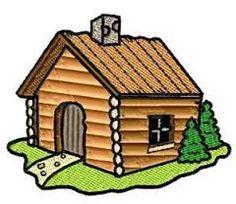 Hut clipart cute. Cabin free clip art