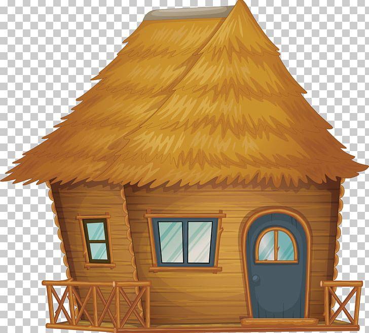 Cabin clipart hut. Nipa cartoon png apartment