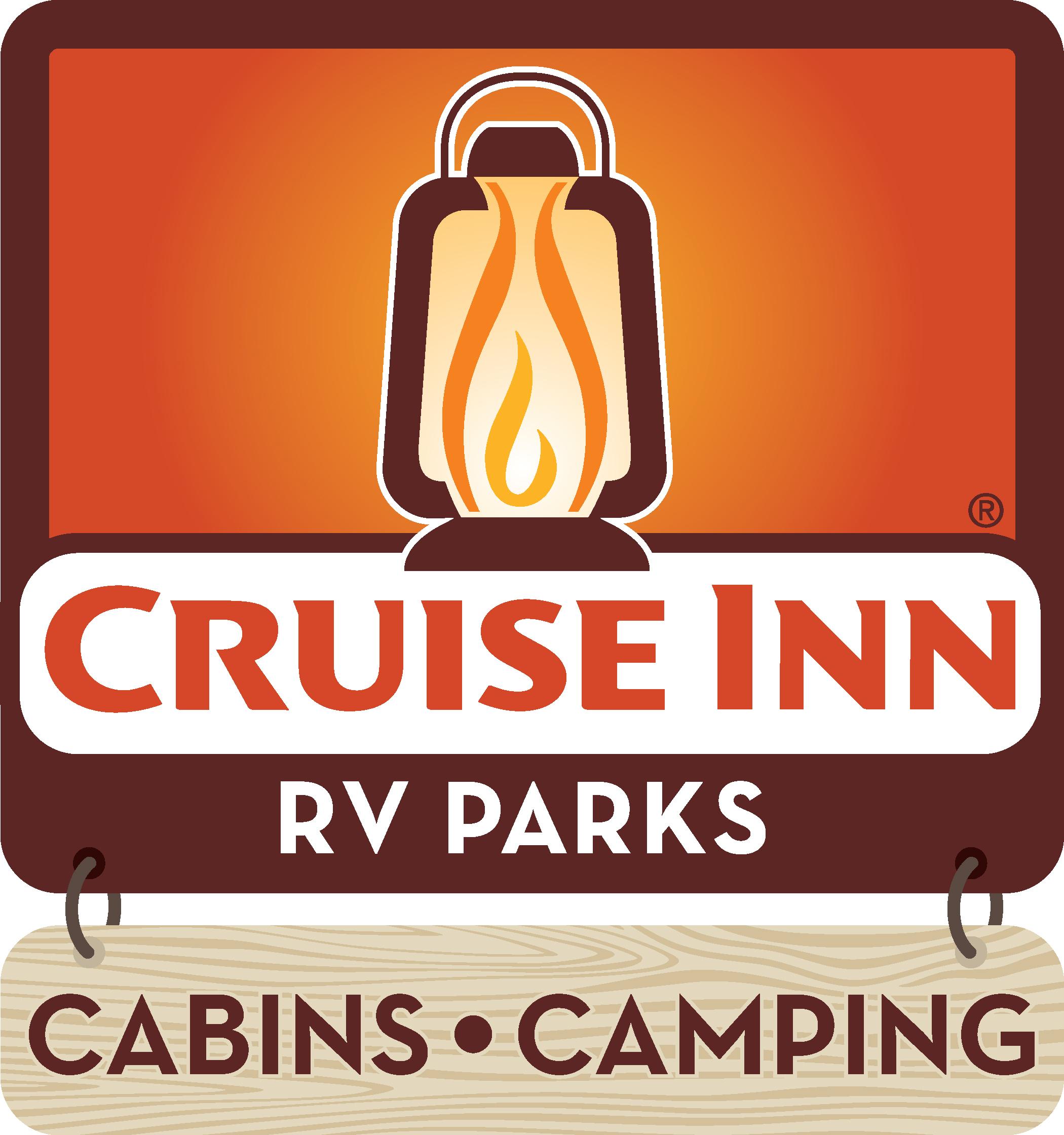Cabin clipart inn. Cruise rv parks woodall
