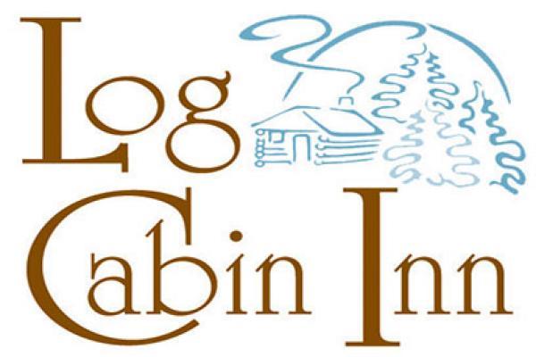Cabin clipart inn. Log