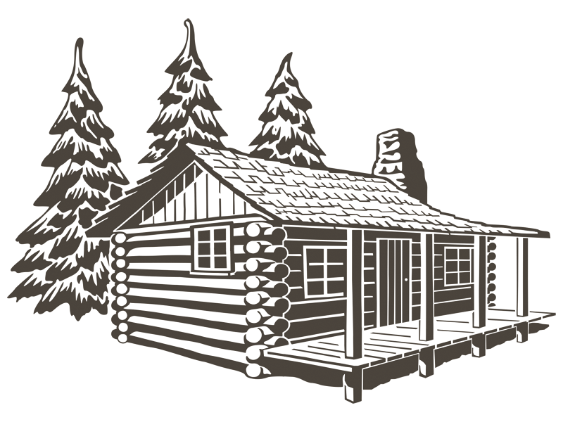 Lake clipart vacation home. Minnesota cabin rentals and