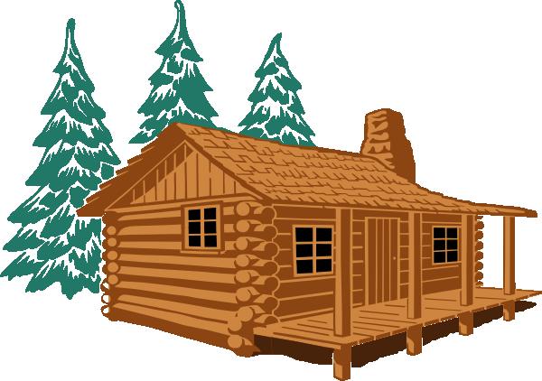 Png transparent images pluspng. Cabin clipart log house