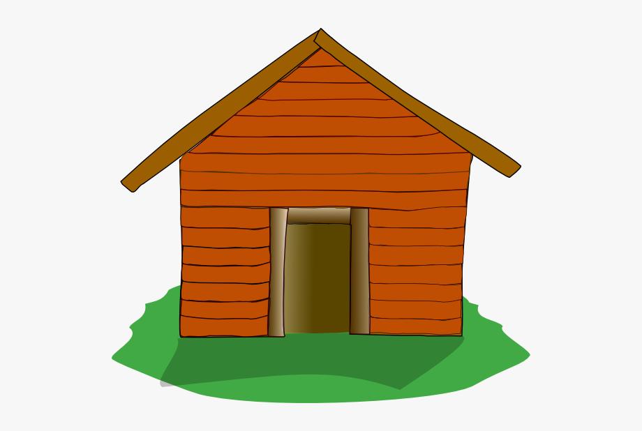 Cabin clipart pilgrim house. Log clip art little
