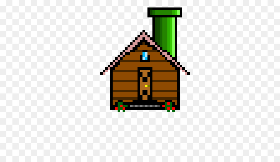 Logo email transparent clip. Cabin clipart pixel art