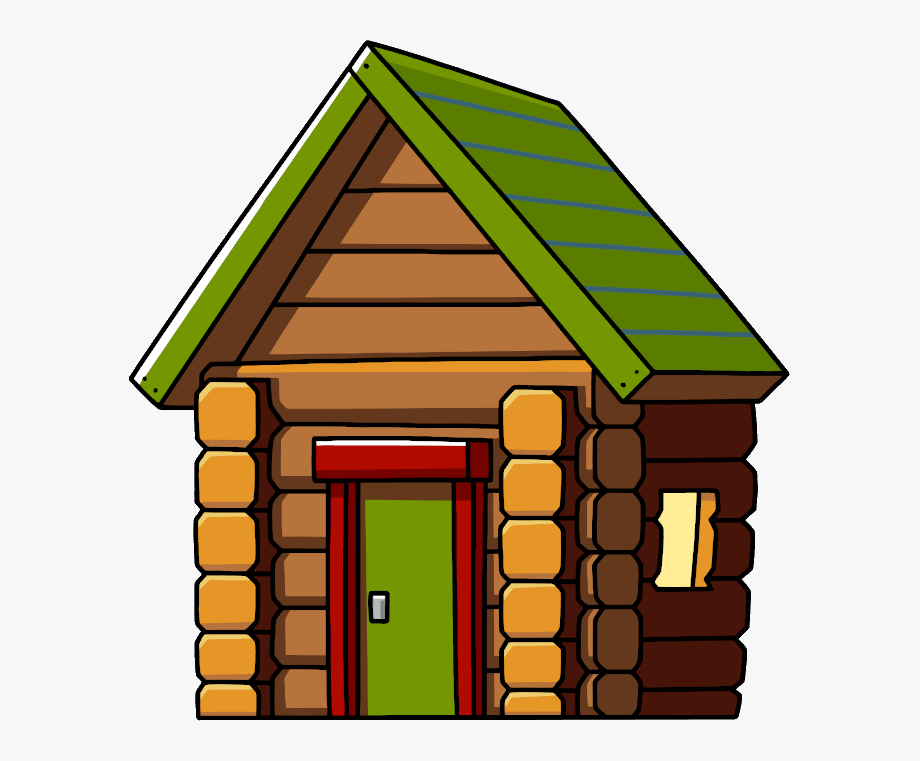 Png free download log. Cabin clipart rustic cabin