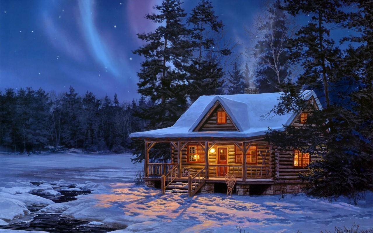 Cabin clipart snowy cabin. Free snow cliparts download