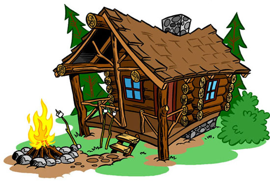 Cabin clipart vacation house. Real estate archives page