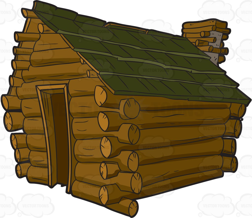 Cabin clipart. Log cliparts and others