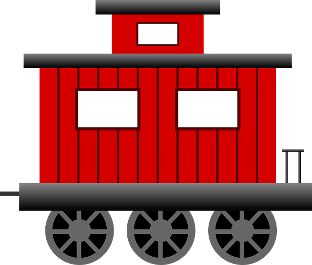 Caboose clipart. Wikiclipart