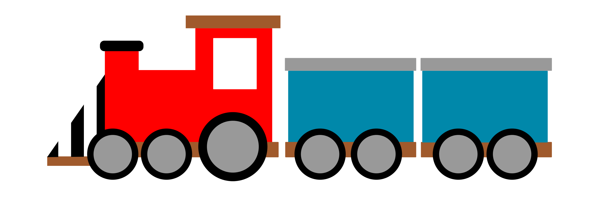 Track clipart side view. Train clip art coloring