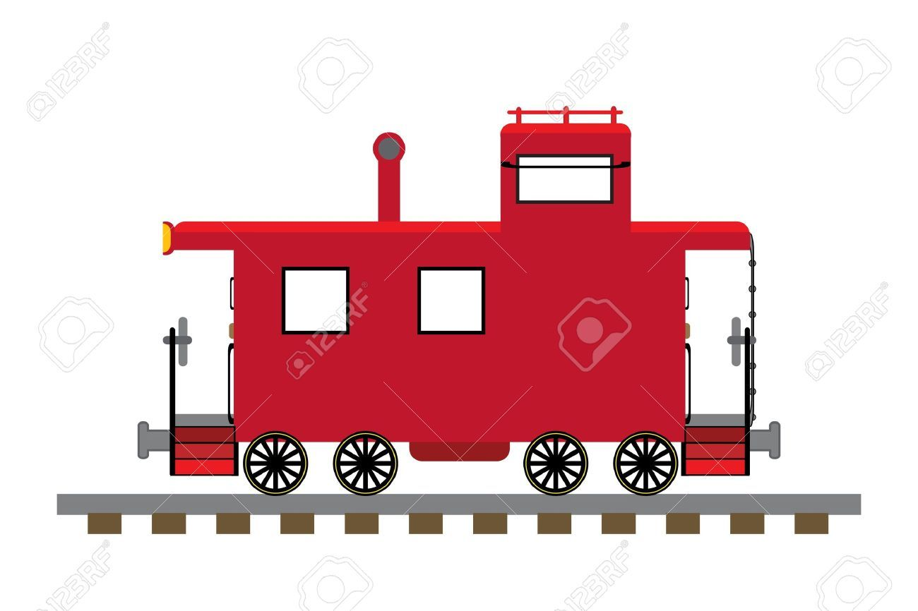 Caboose clipart thumbs up. Train portal
