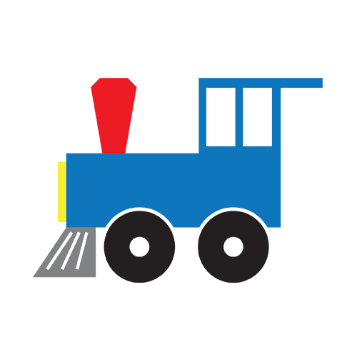 Engine clipart cartoon. Train caboose panda free