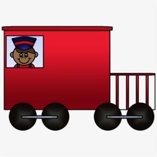 Caboose clipart train bogie. Construction set toy