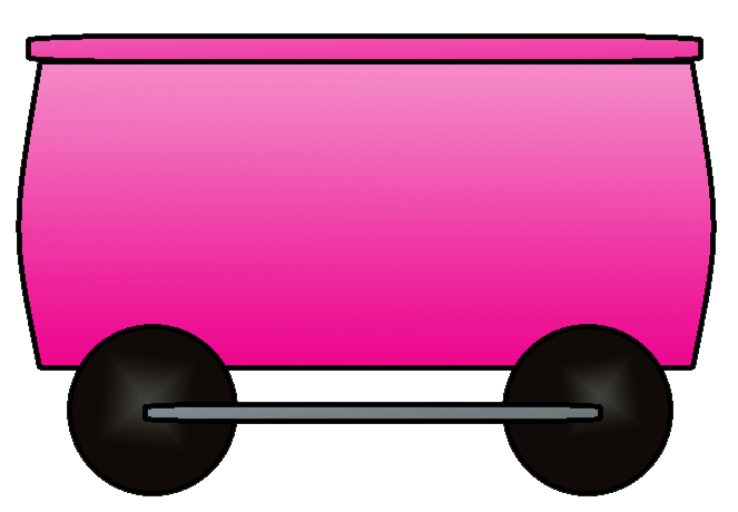 Car coloring pages for. Clipart cars train